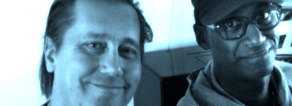 Knut Værnes&Omar Hakim960